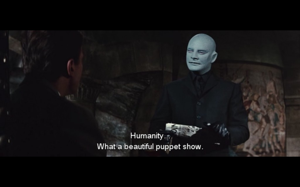 fantomas humanity beautiful puppet show